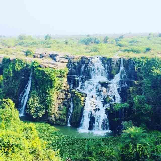 Ethipothala Waterfall