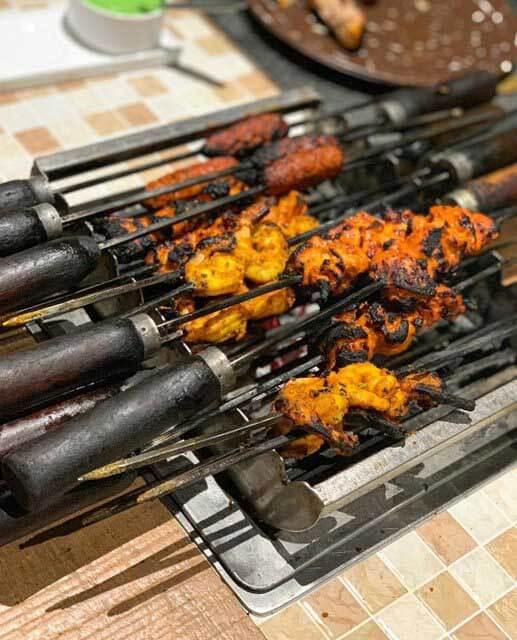 Sahib's Barbecue