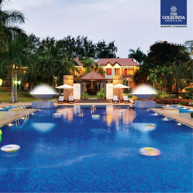 The Golkonda Resorts and Spa