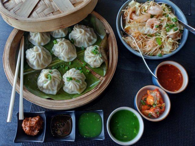 Urban Asia - Kitchen and Bar