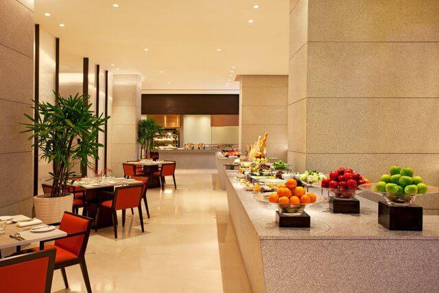 Amara Restaurant - Trident Hyderabad