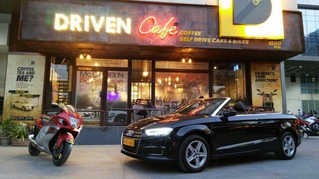 Driven Cafe Hyderbad
