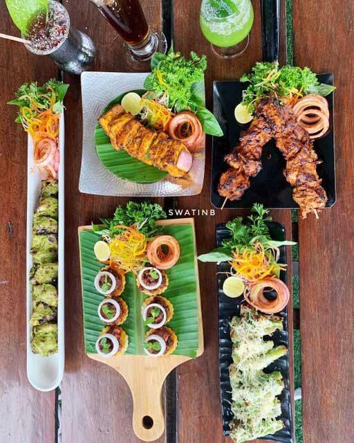 Exotica Restaurant & Bar
