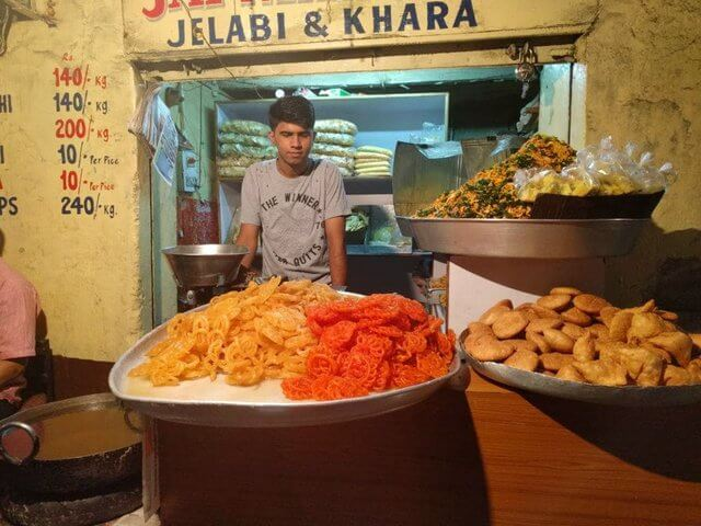 High Court ki Jalebi