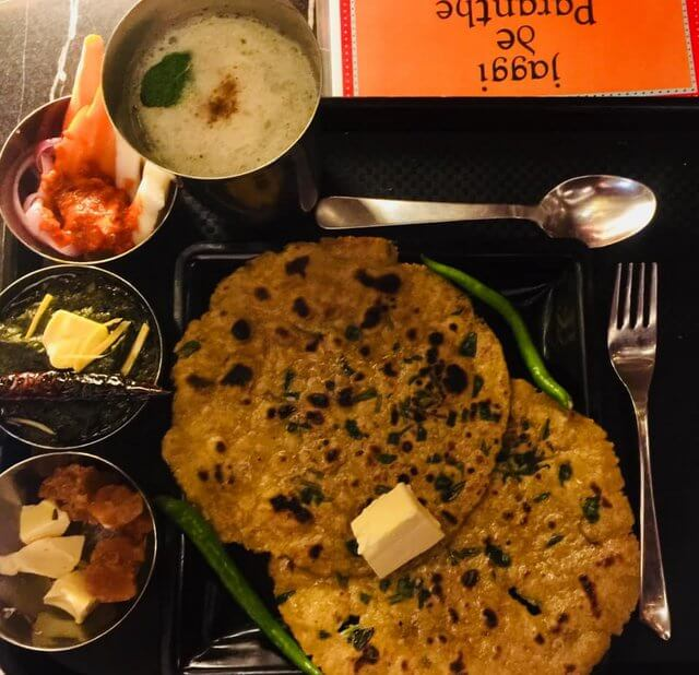 Punjabi food in Gachibowli